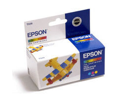 T03904A Картридж Cartridge Epson Stylus Color C43/C45  (цветной)( 25мл) (Ecotec)