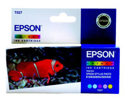 T027401 Cartridge Epson Photo Color 810 (5 col.set) (46 ml) (Epson)