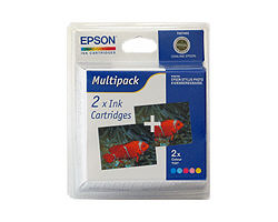 T027403 Cartridge Epson Photo Color 810 (5 col.set) (2х46 ml) (Epson)