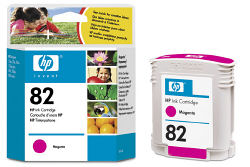 C4912A Cartridge HP №82 (Magenta) (69 ml) (HP)