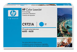 C9721A Smart Print Cartridge HP Color LJ 4600 (Cyan) (8000 pages) (HP)