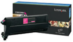 C9202MH Print Cartridge Lexmark С920 (Magenta) (14000 pages) (Lexmark)
