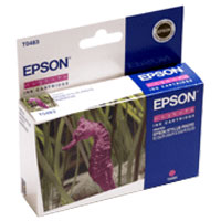 T048340 Картридж для Epson Stylus Photo R200/R300/RX500/RX600 (красный) (13мл) (Epson)