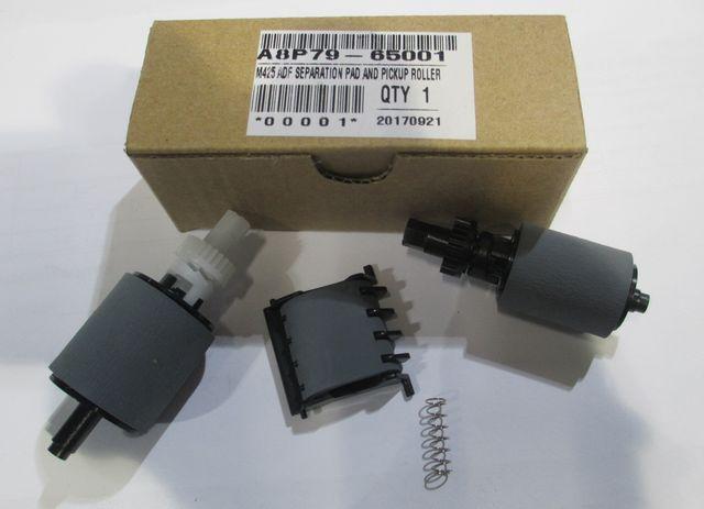 A8P79-65001/ A8P79-65010 Набор роликов и тормозная площадка для ADF HP LJ Pro MFP M521/ M425/ Color M476/ M570/
