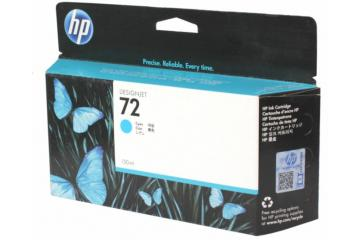 C9371A Картридж HP DesignJet T610/T1100 #72 Cyan (130ml) (HP)