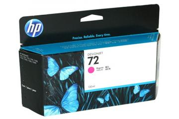 C9372A Картридж HP DesignJet T610/T1100 #72 Magenta (130ml) (HP)