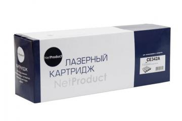 CE342A Картридж 651A для HP LJ 700 Color MFP M775 (жёлтый) (16000 стр.) (Совм.)